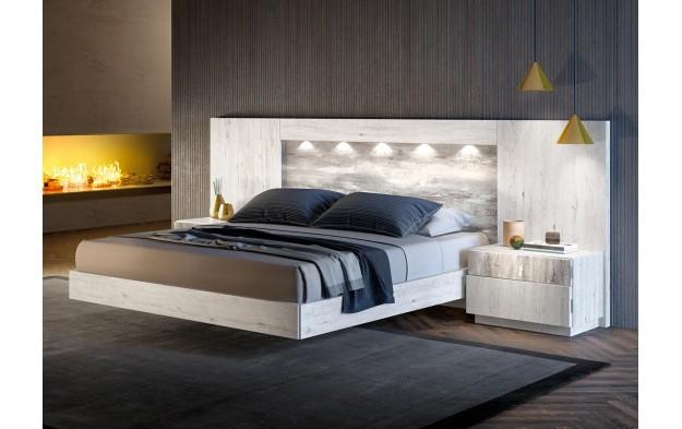 Idée déco : têtes de lits lumineuse